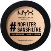 NYX PROFESSIONAL MAKEUP Nofilter Finishing Powder Medium Olive