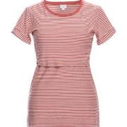 Boob Eva Striped Top Tofu/Faded Rose 34
