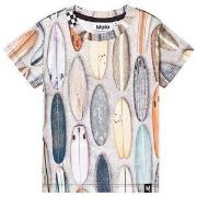 Molo T-shirts SS Raymont Surf 110 cm (4-5 år)