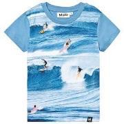 Molo T-shirts SS Raven Surfers 92 cm (1,5-2 år)