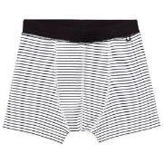 Molo Jon Boxers Black/White Stripe 92/98 cm