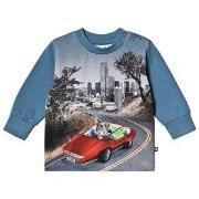 Molo Eloy T-Shirt Self-Driving Car 62 cm (2-4 mnd)